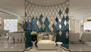 Pros of mirrors in interior design